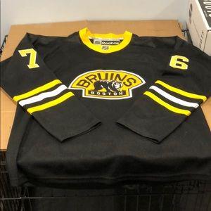 Boston Bruins Khokhlachev #76 Ice Hockey Jersey